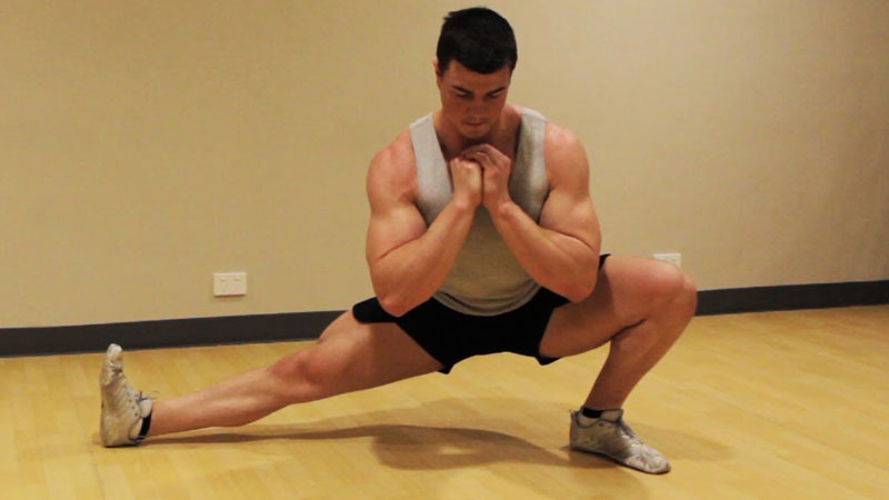 Olympic-weightlifting-Cossac-squat