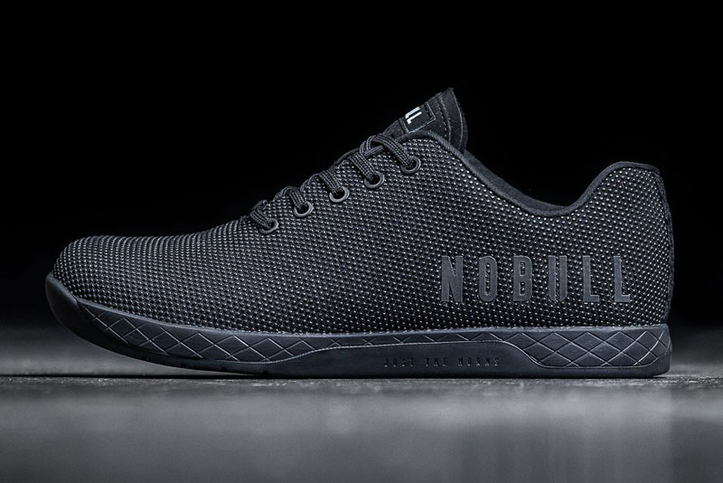 NOBULL Training Shoe shown as holiday gift idea for gym obsessed bros 2018